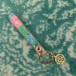 NWOT Lilly Pulitzer Key Chain
